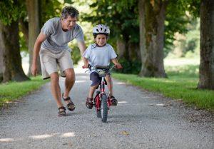 Обучение-катанию-на-велосипеде
