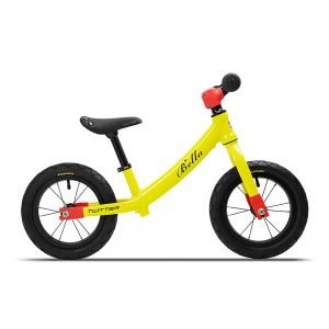 Беговел-Twitter-Bike-Bella-Жёлтый