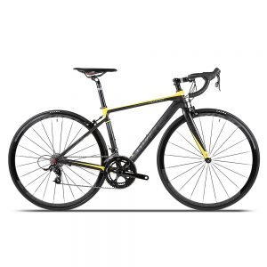 Велосипед-Шоссейный-Twitter-Hunter-Жёлтый