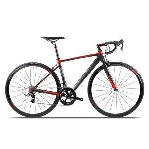 Велосипед-Шоссейный-Twitter-Hunter-Красный