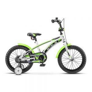 Велосипед-Stels-Arrow-16-V020-Зелёный