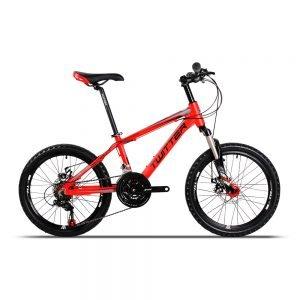 Велосипед-Twitter-TW-2000-Красный