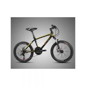 Велосипед-Twitter-TW-2000-Чёрно-жёлтый